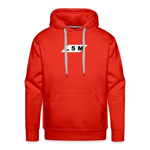Lem 030 - Mannen Premium hoodie