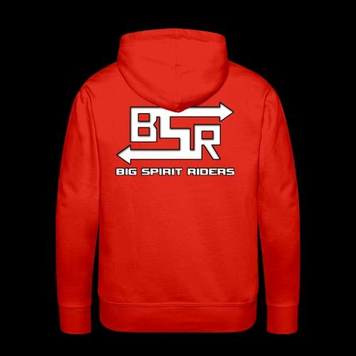 BSR producten met tekst - Mannen Premium hoodie