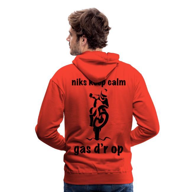 niks keep calm gas d r op
