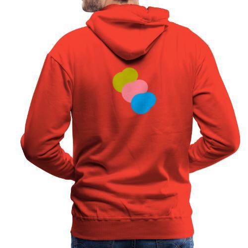 CirkelsDrie - Mannen Premium hoodie