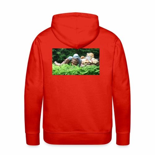 reus - Mannen Premium hoodie