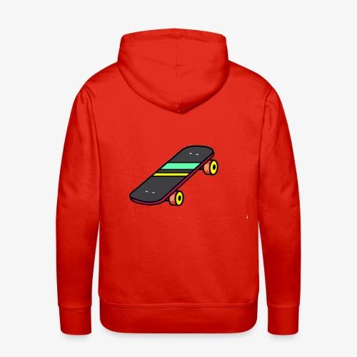 skate - Sweat-shirt à capuche Premium pour hommes