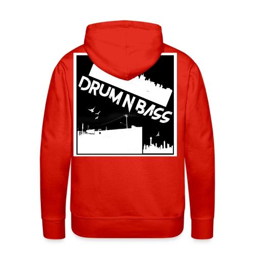 Drum N Bass - Männer Premium Hoodie