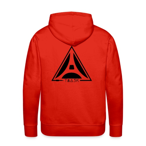 logo TMASK - Sweat-shirt à capuche Premium pour hommes