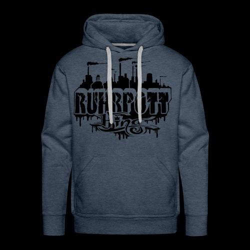 Ruhrpott King - Männer Premium Hoodie