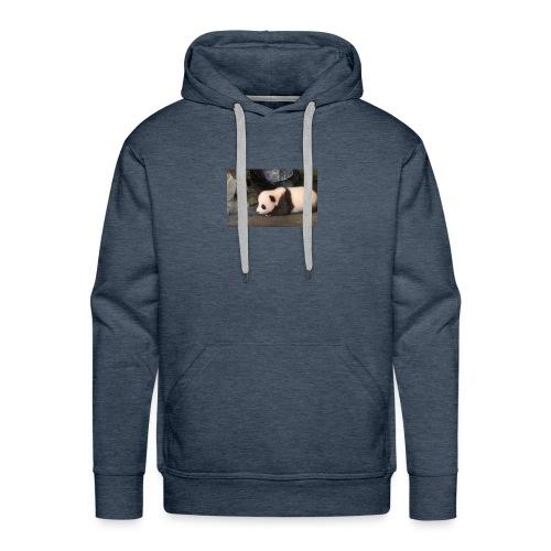 648x415 petite femelle panda nee debut juin 2016 z - Sweat-shirt à capuche Premium pour hommes