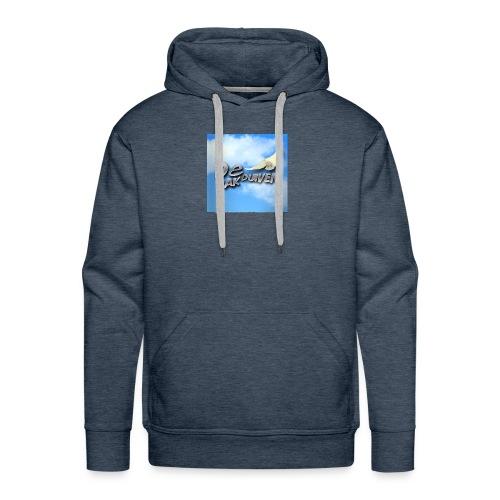 DakDuiven shirt - Mannen Premium hoodie