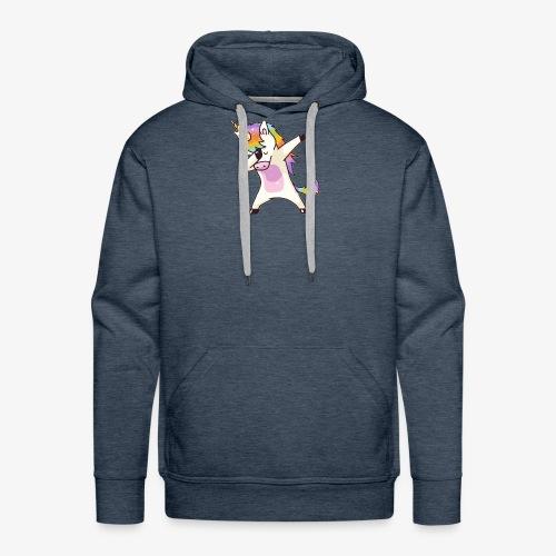 unicorn - Miesten premium-huppari