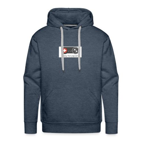 collection homme Geek manette - Sweat-shirt à capuche Premium pour hommes