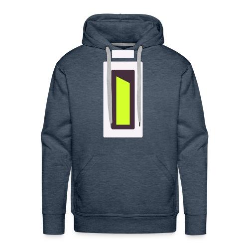 Batterie - Ready ?! - Sweat-shirt à capuche Premium pour hommes