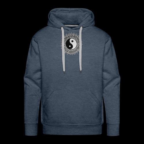Yin und Yang - Männer Premium Hoodie