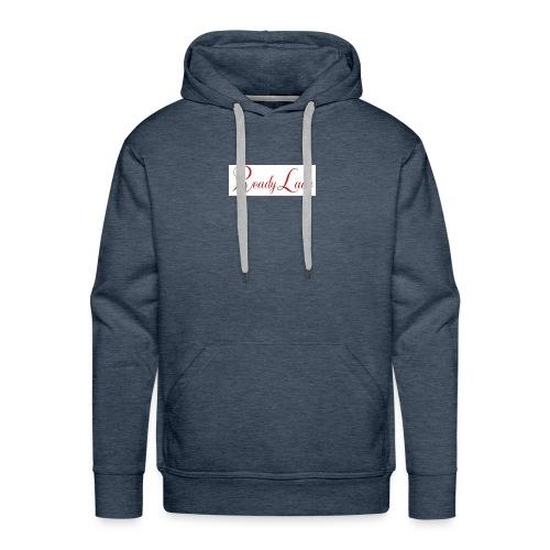 For me - Sweat-shirt à capuche Premium pour hommes