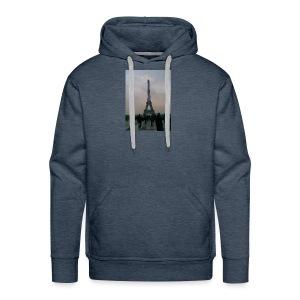 i love - Mannen Premium hoodie