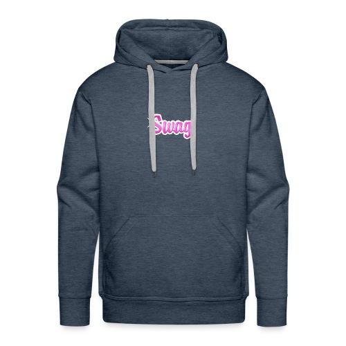 Swag Girl's - Sweat-shirt à capuche Premium pour hommes