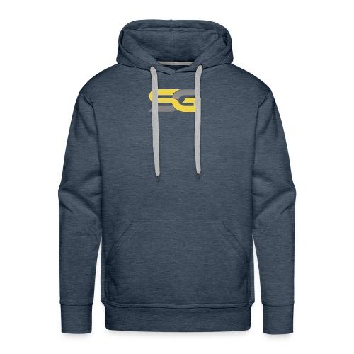 SibertGamer T-Shirt - Mannen Premium hoodie