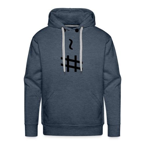 andrew.org logo - Felpa con cappuccio premium da uomo