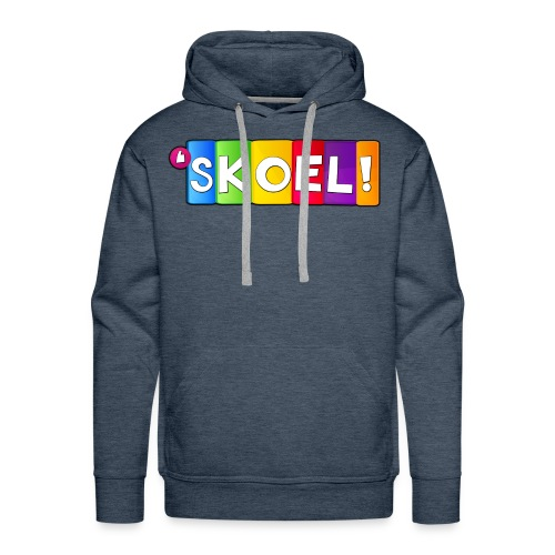 SKOEL merchandise - Mannen Premium hoodie