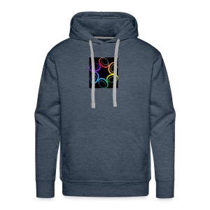 Cricle of Life T-Shirt - Men's Premium Hoodie