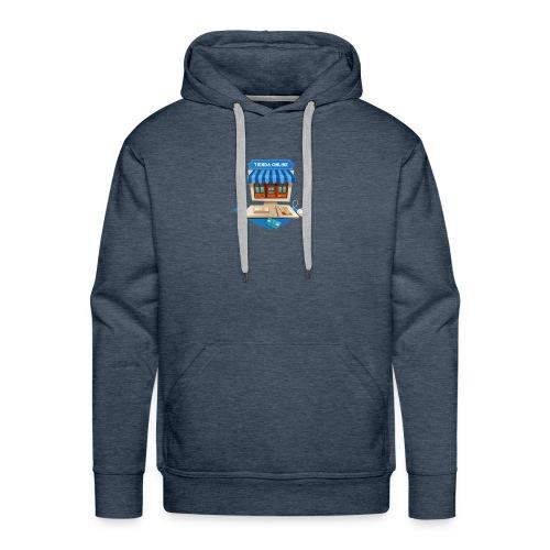desarrollo-tienda-online-virtual - Sudadera con capucha premium para hombre