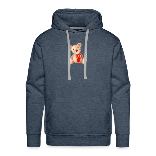 Teddy Bear - Men's Premium Hoodie