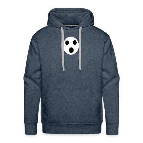 Sort Uni T-shirt - Herre Premium hættetrøje