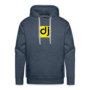 DJ - Premium hettegenser for menn