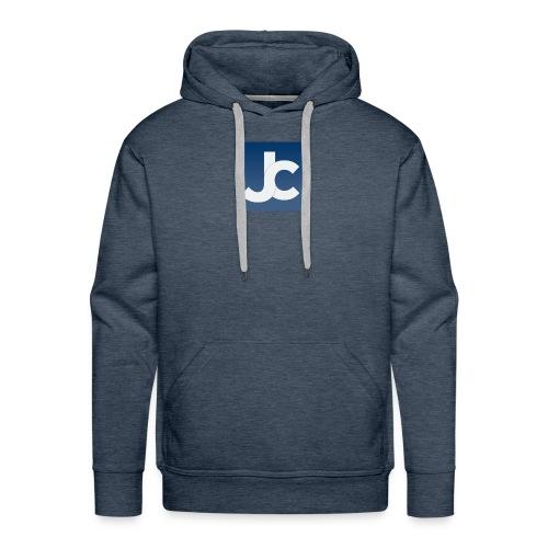 jc_logo - Men's Premium Hoodie