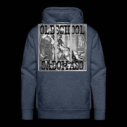 Oldschool Sadomaso - Männer Premium Hoodie