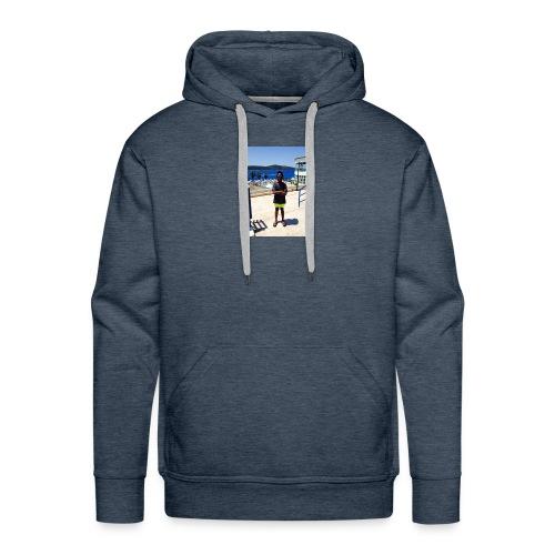 IMG 0717 - Herre Premium hættetrøje