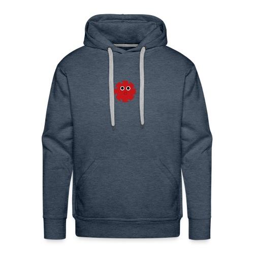 NGD Logo Klein (Zwart) - Mannen Premium hoodie