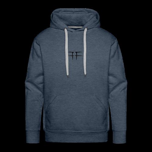 FF legacy - Sweat-shirt à capuche Premium pour hommes