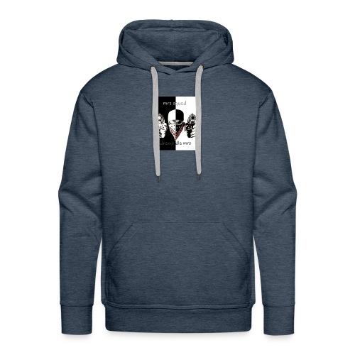 Draxxo - Sweat-shirt à capuche Premium pour hommes