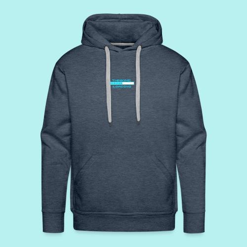 ladebalken juhu - Männer Premium Hoodie