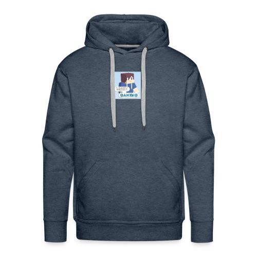 MathGaming T-Shirt - Herre Premium hættetrøje
