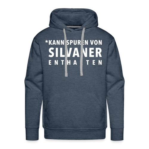 Silvanerliebe - Männer Premium Hoodie