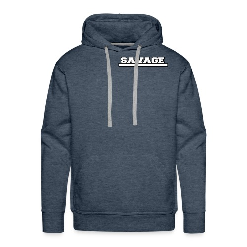 Savage Design - Men's Premium Hoodie