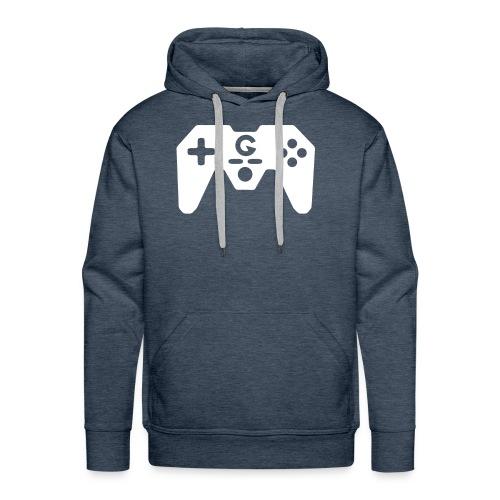 GAMES UOB CONTROL WHITE - Men's Premium Hoodie