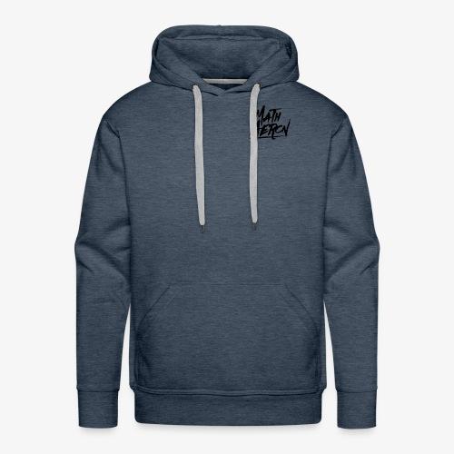 Math Aeron - Sweat-shirt à capuche Premium pour hommes