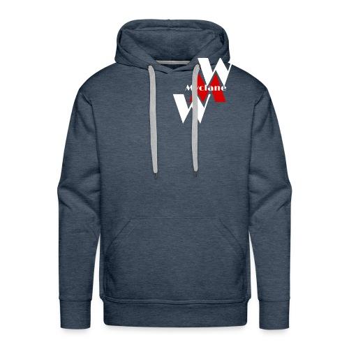 Myclane W - Sweat-shirt à capuche Premium pour hommes
