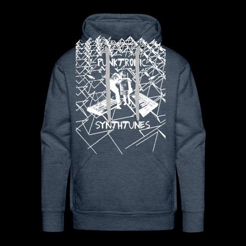 Punktronic Synthtunes - Männer Premium Hoodie