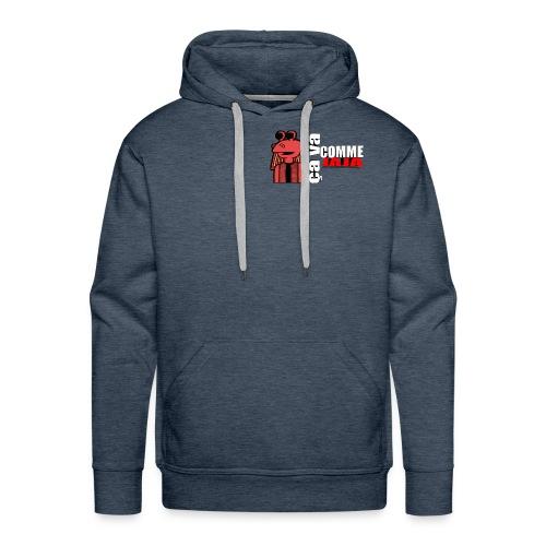 jaja - Sweat-shirt à capuche Premium pour hommes