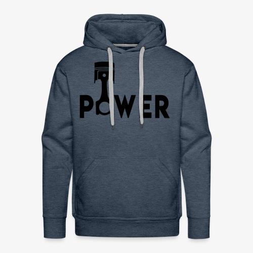 Power - Men's Premium Hoodie