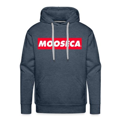 MOOSECA T-SHIRT - Felpa con cappuccio premium da uomo