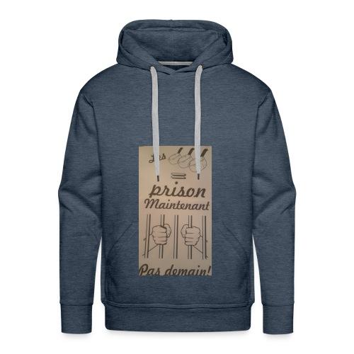 20170323 184455 - Sweat-shirt à capuche Premium pour hommes