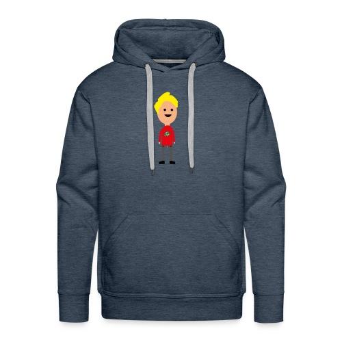 NeevNavNomer animatie - Mannen Premium hoodie