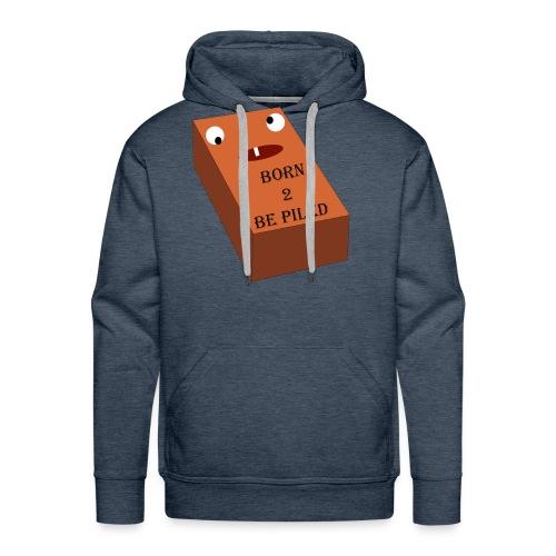 Brick Life - Mannen Premium hoodie