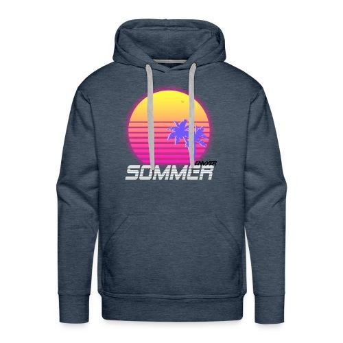 Sommer Logo - Männer Premium Hoodie