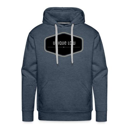 Unique Low - Männer Premium Hoodie