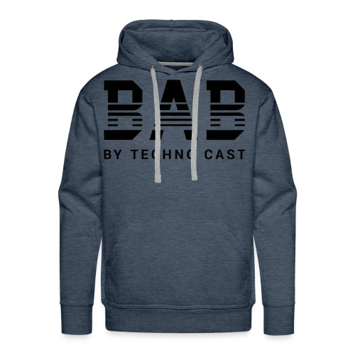 BAB black - Männer Premium Hoodie