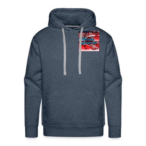 GG84 good old days logo - Men's Premium Hoodie